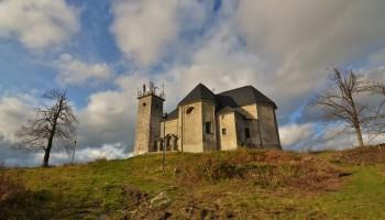 Cerkev na Križni gori