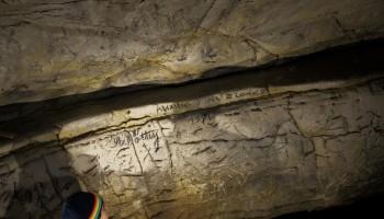 Drugi najstarejši podpis iz 1571