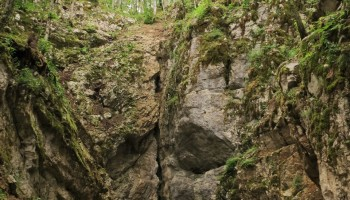 Vhod v Križno jamo