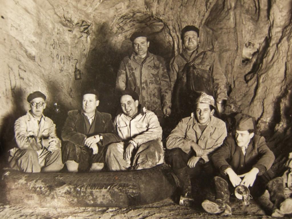 In Križna cave