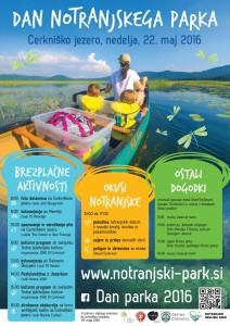 Dan Notranjskga parka 22.5.2016